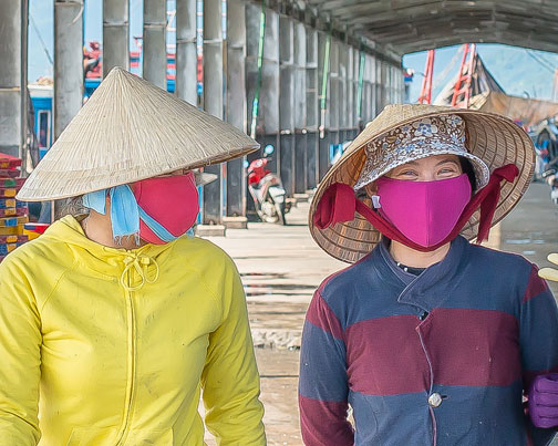Nano-Silver Masks May Be Helping to Control Covid in Vietnam