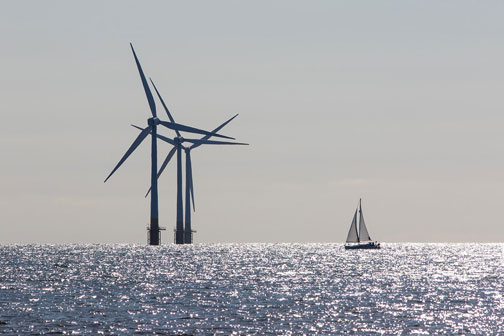 Offshore Wind Power Prepares to Set Sail
