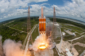 Florida Remains Launch Pad to Space Thanks to Private Firms