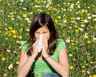 <b>Time for Vacation? Send Allergy, Asthma Symptoms Packing</b>&#8220;></td> <td> <p>(<a href=