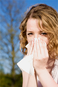 <b>Calculator Helps Those With Allergies, Asthma Take Control</b>&#8220;></td> <td> <p>(<a href=