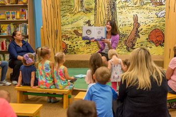 Barnes & Noble Stores Reach One Millionth Storytime for Kids