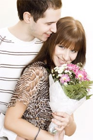 <b>Couples Learn to Face Economy Together</b>&#8220;></td> <td> <p>(<a href=