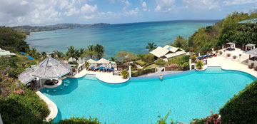Serenity Awaits at Calabash Cove Resort & Spa St Lucia
