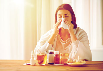Copper Can Help You Cope with Colds