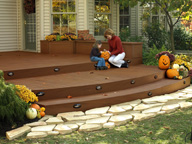 Fall and Winter Maintenance Preserves Looks of Composite Decks