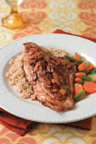 <b>U.S. Farm-Raised Catfish   Cooks up Healthy Weeknights</b>&#8220;></td> <td> <p>(<a href=