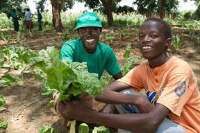 "Program Turns Drought-Ravaged Villages into ""Gardens of Eden"""