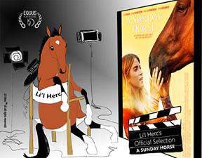 'A Sunday Horse' Named Official Selection at Li'l Herc Family Fest at Equus Film