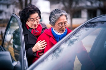 Taking Time to Reflect on The Needs of The Family Caregiver