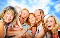 <b>Plan a Great Family Reunion on a Budget</b>&#8220;></td> <td> <p>(<a href=