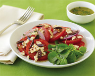 <b>Delicious Meals Start With Simple Ingredients</b>&#8220;></td> <td> <p>(<a href=