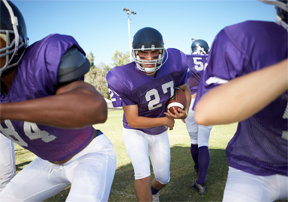 Football Helmet Safety in Three Simple Steps
