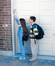 <b>How Your Garage Can Make the Grade for Back-to-School Season</b>&#8220;></td> <td> <p>(<a href=