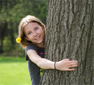 <b>Tweens Strive to Paint the World Green</b>&#8220;></td> <td> <p>(<a href=