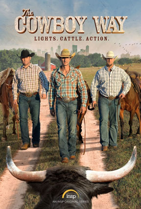 The Cowboy Way Highlighted In New TV Series