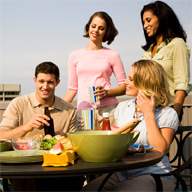 <b>Tips for Inexpensive Outdoor Entertaining</b>&#8220;></td> <td> <p>(<a href=