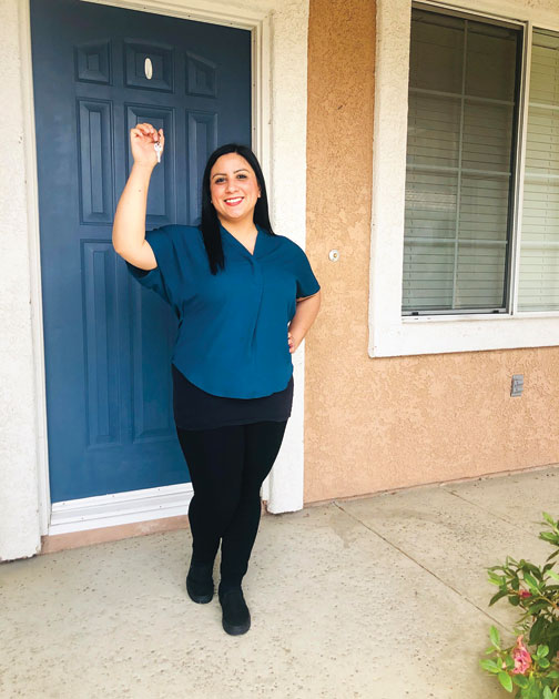 A Move-Up Homebuyer Turns Moxie into Money