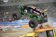 <b>Monster Jam Drawing the Crowds</b>&#8220;></td> <td> <p>(<a href=