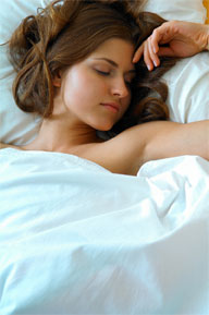 Sleeping Beauty -- Skin Tips for Youthful Skin at Night