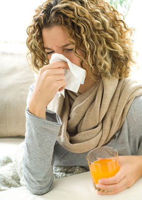 What to Do When You're Sick, But Not Sick Enough