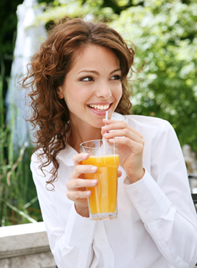 Want to Increase Your Nutrient Intake? Pour a Glass of OJ