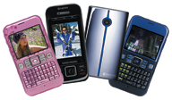 <b>Cell Phones Offer Customized Style</b>&#8220;></td> <td> <p>(<a href=