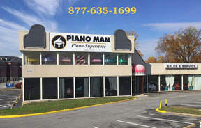 Major Maryland Piano Store to Close Its Doors