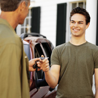 <b>Two Things Every Teen Driver Should Know</b>&#8220;></td> <td> <p>(<a href=