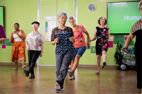 SilverSneakers Fitness Program Improves Older Adult's Physical and Mental Health