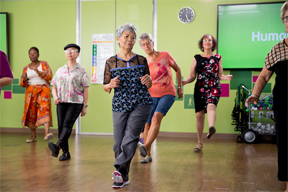 Fitness Program Keeps Older Adults Physically Active, Socially Engaged