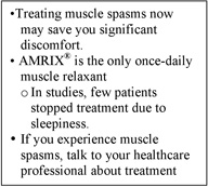 <b>Treat Muscle Spasms Now, You&#8217;ll Thank Yourself Later</b>&#8220;></td> <td> <p>(<a href=