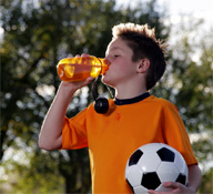 <b>Sports Safety: Not Just for the Home Stretch</b>&#8220;></td> <td> <p>(<a href=