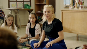Lady Gaga Stars in New PSA to Support Education and Inspire Positive Classrooms