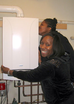 Wall-Hung Boilers Survive Superstorm Sandy
