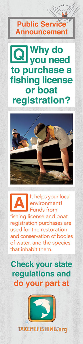 Why purchase a fishing license infographic newsusa for Where to buy fishing license near me