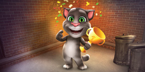 Big Changes for Billionaire Apps Mogul and Animation Legend Talking Tom