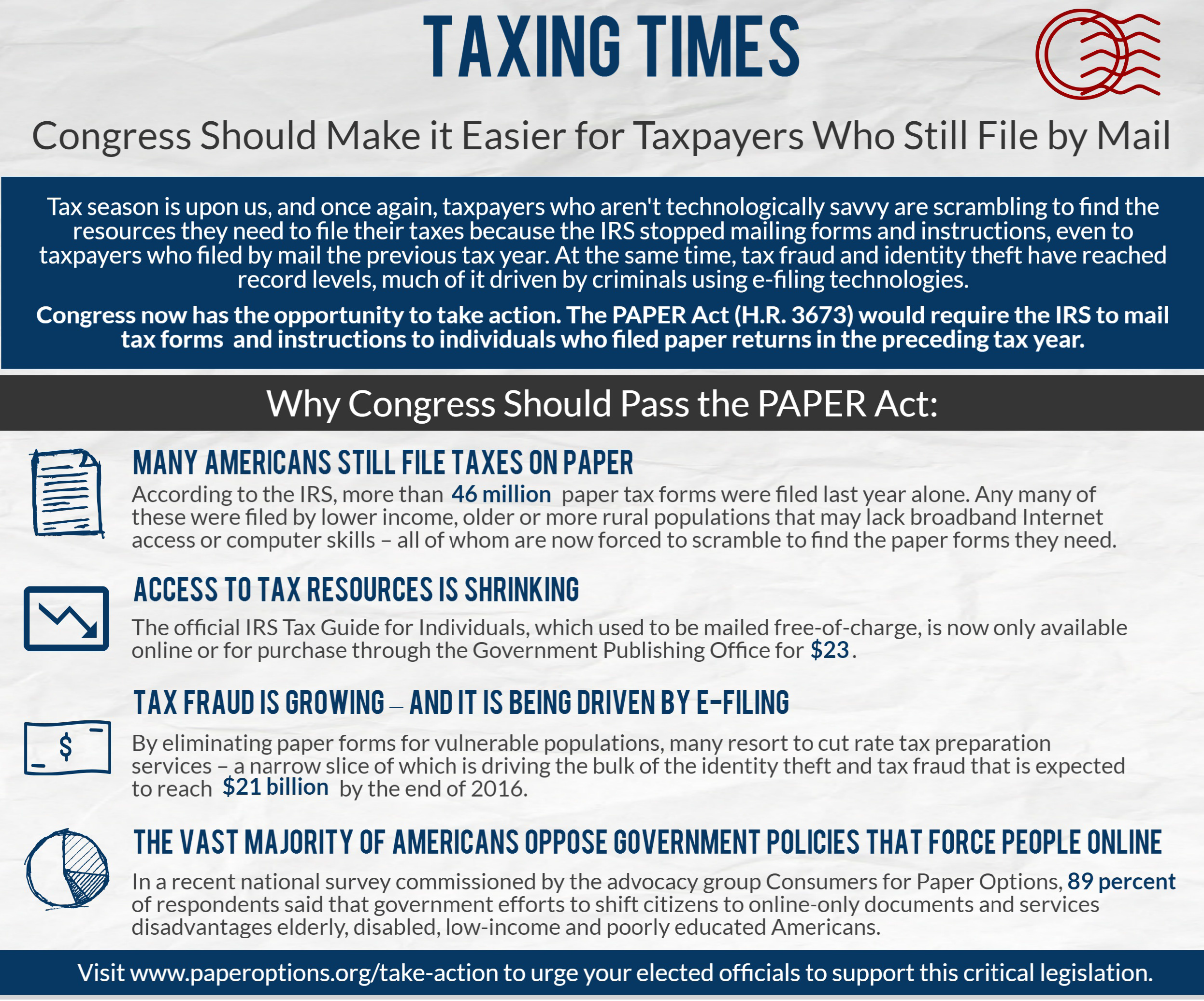 Congress Should Make It Easier for Taxpayers Who Still File by Mail ...