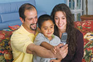 El contacto con sus hijos: tres maneras para demostrarles cuánto le importan