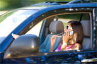 <b>The Road to Safety: Driving Tips for Teen Drivers</b>&#8220;></td> <td> <p>(<a href=