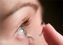 <b>Teens, Contact Lenses and Healthy Eyes</b>&#8220;></td> <td> <p>(<a href=