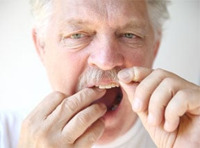 Americans Are Flossing in the Strangest Places - News