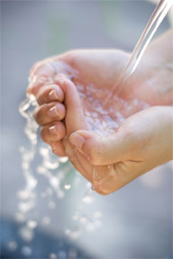 <b>Solving Clean Water Challenges a Drop at a Time</b>&#8220;></td> <td> <p>(<a href=