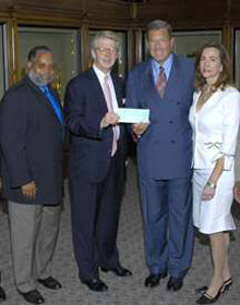 <b>Aflac Donates $1 Million to African-American Museum</b>&#8220;></td> <td> <p>(<a href=