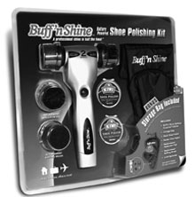 <b>Shoe Polishing: Putting a New Spin on an Old Chore</b>&#8220;></td> <td> <p>(<a href=