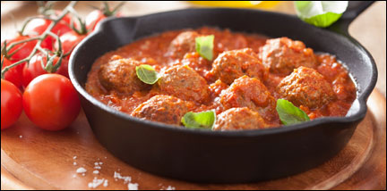 Sun-dried Turkey Meatballs